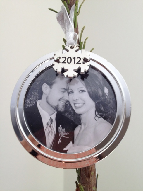 Wedding Ornament_2012